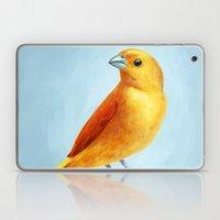 Wild Canary Laptop & iPad Skin