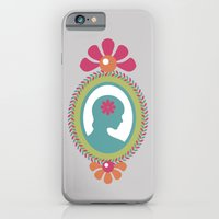 iPhone & iPod Case featuring That Pretty Lady [Bright] by Veronica Galbraith