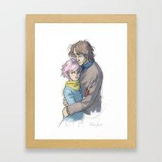 You Really Got a Hold on Me Framed Art Print