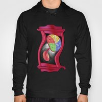Dali Grandfather Clock Hoody