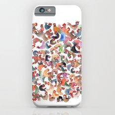 Chicken mess Slim Case iPhone 6s