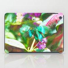 Alas De Impresion iPad Case
