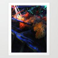 Abduct 4 Art Print