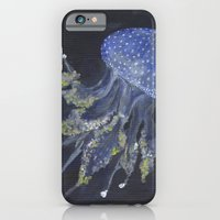 iPhone & iPod Case featuring Jellyfish by Eternal