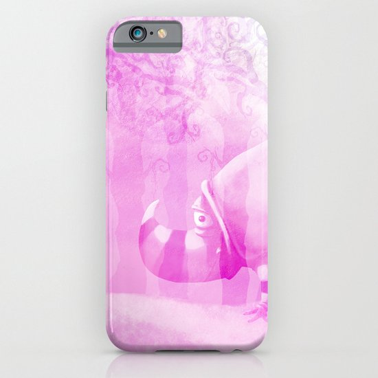 Ghostly Rhino iPhone & iPod Case