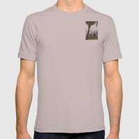 When the Time Stood Still Mens Fitted Tee Cinder SMALL