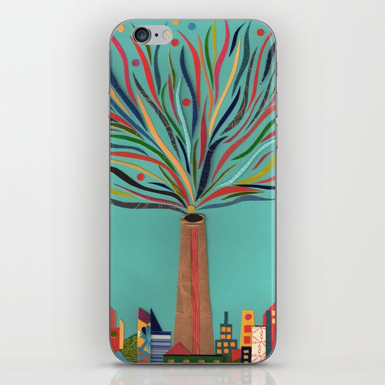 Volcano iPhone & iPod Skin