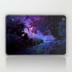 Fantasy Path Purple Laptop & iPad Skin