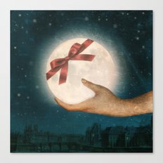 For You... The Moon Canvas Print