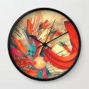 RAND I Wall Clock