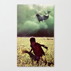 what dreams are made of...  Canvas Print