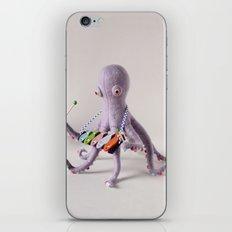 Octopus Band iPhone & iPod Skin