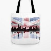 Great British Flag Londo… Tote Bag