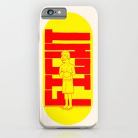 iPhone & iPod Case featuring Fight by Prince Arora