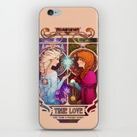 Let Me In - Quote Versio… iPhone & iPod Skin