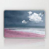 LONELY BEACH Laptop & iPad Skin