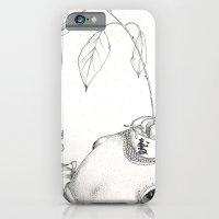 Fish And Avocado iPhone 6 Slim Case