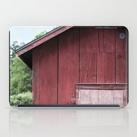 The Red Shed - Little Re… iPad Case
