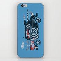 Vantastic Tank Girl iPhone & iPod Skin
