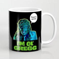 Old Gregg Mug