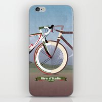GIRO D'ITALIA  iPhone & iPod Skin