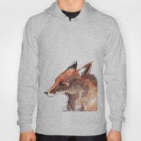 Angry Fox Hoody
