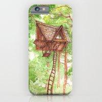 Treehouse Retreat iPhone 6 Slim Case