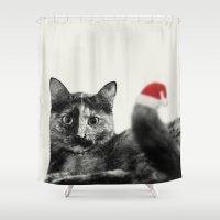 Merry Christmas! Shower Curtain