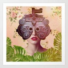 Optical Lust Art Print