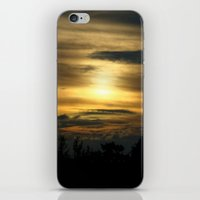 a darkness within... iPhone & iPod Skin
