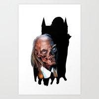 Crypt Keeper: Monster Ma… Art Print