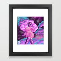 You Can Lump Off Now ! Framed Art Print