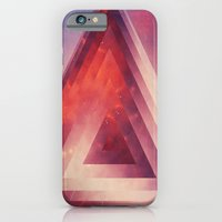 iPhone & iPod Case featuring Triangled Too by DuckyB (Brandi)