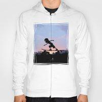 Silver Surfer Kid Hoody