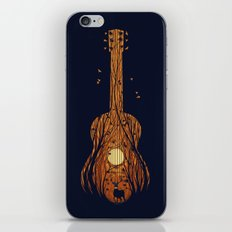 SOUNDS OF NATURE iPhone & iPod Skin
