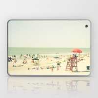 Day At The Beach Laptop & iPad Skin