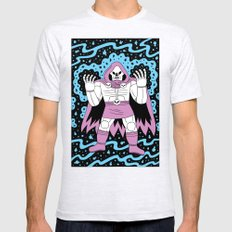 Necromancer  Mens Fitted Tee Ash Grey SMALL