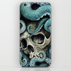 Please my love, don't die so far from the sea... iPhone & iPod Skin