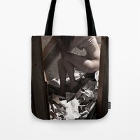 Frustration of Creation Tote Bag