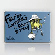 Fear and Loathing in Bikini Bottom Laptop & iPad Skin