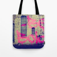 BE BOLD Tote Bag
