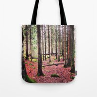 Ruby Sunday Tote Bag