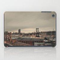 the city never sleeps:: nyc iPad Case