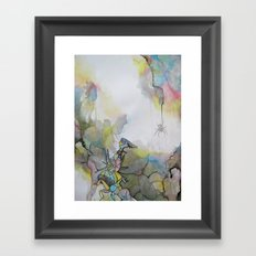 Insect Love Framed Art Print