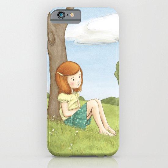Being Katharine Hepburn iPhone & iPod Case