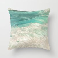 SIMPLY SPLASH Throw Pillow