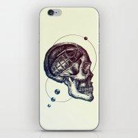 Death Mind iPhone & iPod Skin