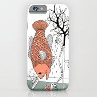Bathtub iPhone 6 Slim Case