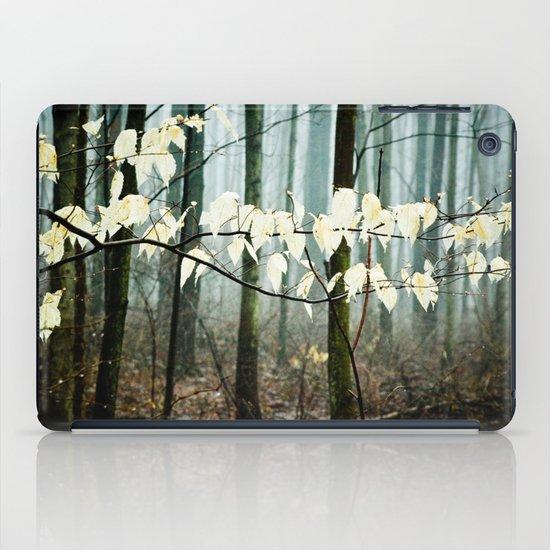 Dreams of the Sun on a Rainy Day iPad Case