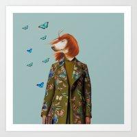 Polaroid n°39 Art Print